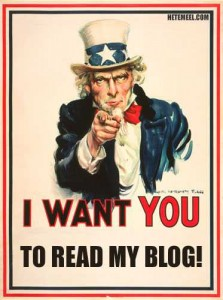 Uncle Sam - I WANT YOU - poster